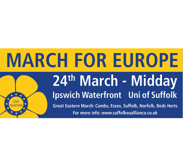 EU march and rally