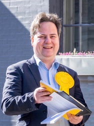 James Sandbach - Parliamentary Candidate, Suffolk Coastal, General Election 2017