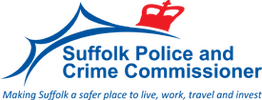 Suffolk PCC logo