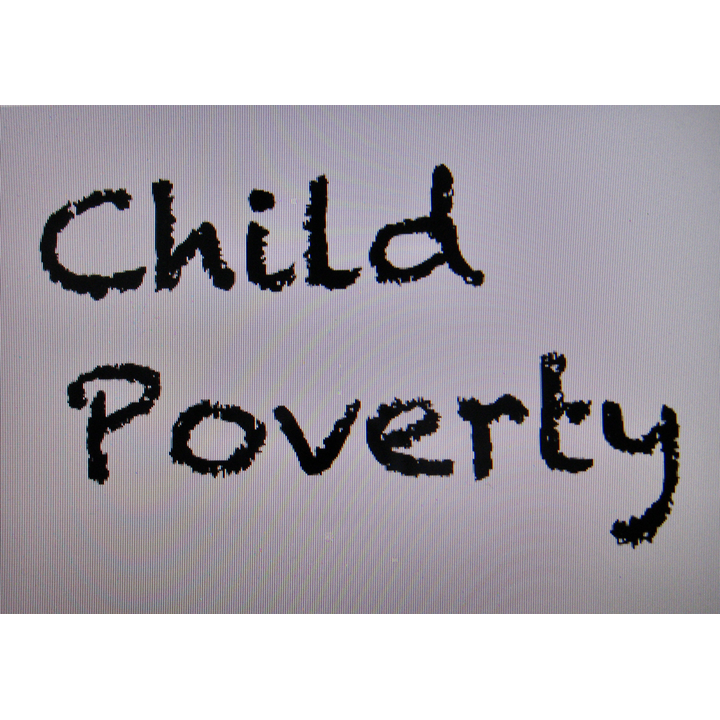 CHILD POVERTY GREY