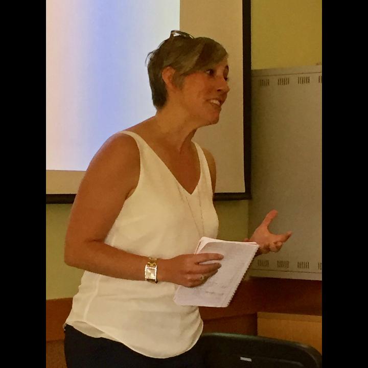 Daisy Cooper, at Martlesham Heath (Suffolk) on 22nd July 2017