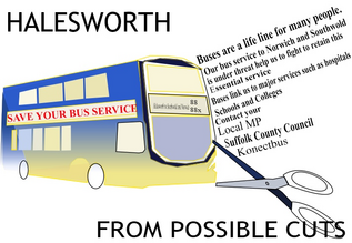 Halesworth Bus Cuts (East Suffolk Lib Dems)
