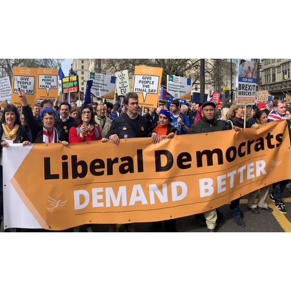Peoples vote march 2019
