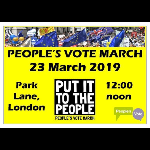 Peoples Vote