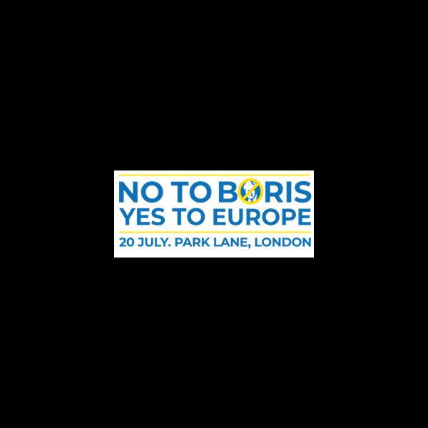 No to Boris Yes to Europe