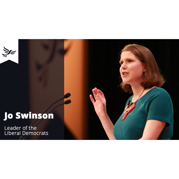 Jo Swinson new Lib Dem leader