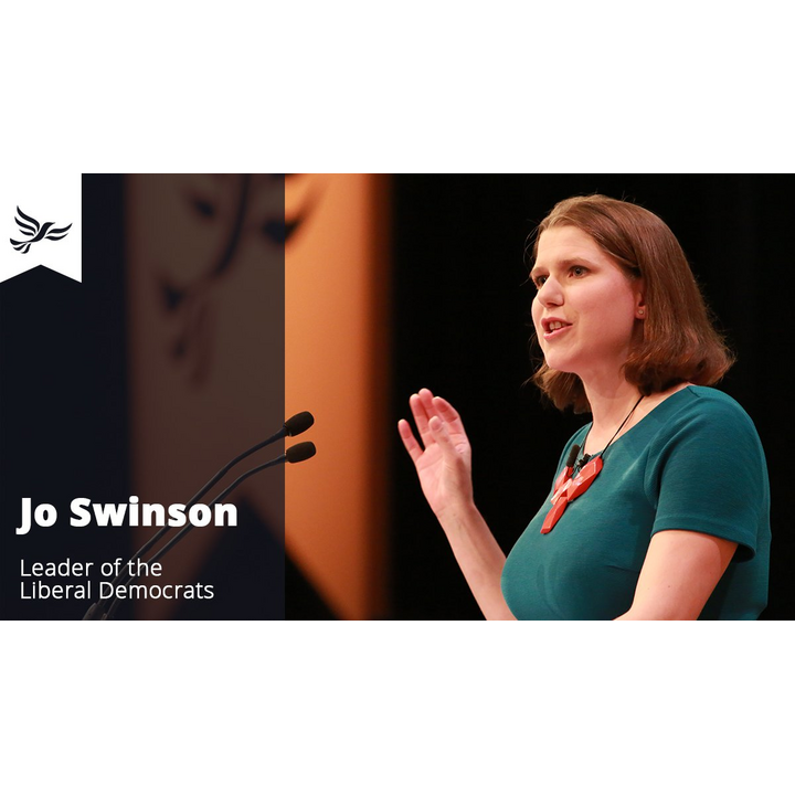 Jo Swinson new Lib Dem leader