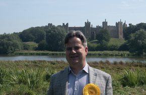 James Sandbach Lib Dems PPC CSNI (East Suffolk Lib Dems)