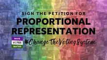 CAMPAIGN FOR PR - FAIR VOTES MATTER (FAIR VOTES MATTER CAMPAIGN)
