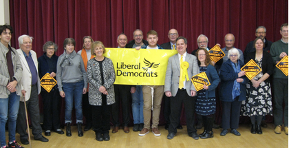 CSNI party members 2019 (J James East Suffolk Lib Dems)