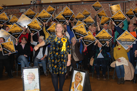 SUFFOLK COASTAL ADOPTION 2019 (EAST SUFFOLK Lib Dems)