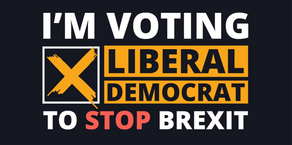 Voting LD to Stop Brexit