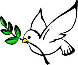 Dove of Peace Creative Commons share alike 3.0 (Creative Commons share alike 3.0 Unported Peace dove, Conversion of File:Dove_peace.png)