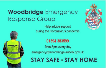 Woodbridge Covid-19 Community Response +Town Council (Woodbridge Covid-19 Community response Town council)