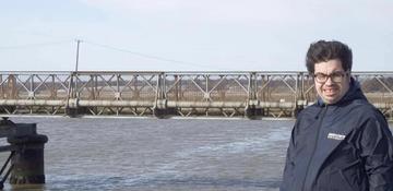 Adam Robertson &Walberswick Baily Bridge (Chris Thomas Waveney LDs)